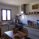 Keuken vakantiehuis Bienvenue